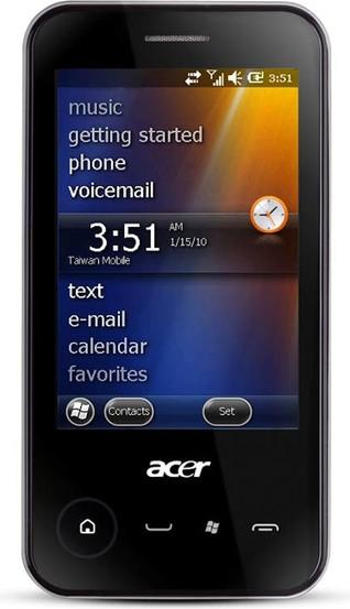 How to Root Acer beTouch E120