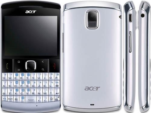 Acer beTouch E210 Specs   TheUnlockr