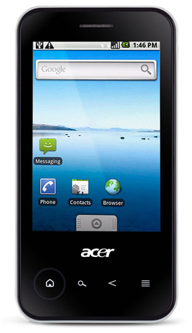 Acer beTouch E400 review   Mobile Phone   Trusted Reviews