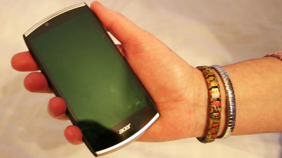 Acer CloudMobile S500 review   Phone Reviews   TechRadar