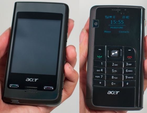 Acer DX650 phone photo gallery  official photos