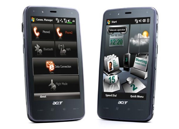 Buy Acer F900 Sale Lahore Pakistan Acer window phone for sale