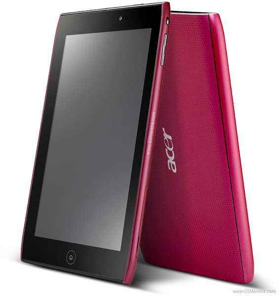 Acer Iconia Tab A101 pictures  official photos
