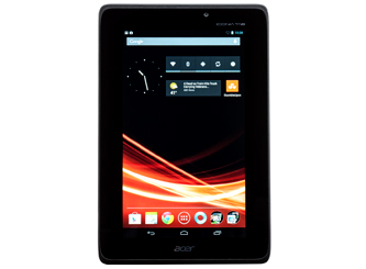 Acer Iconia Tab A110 Review Rating   PCMag