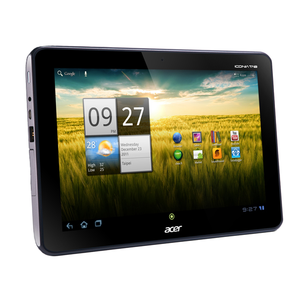 Iconia Tab A200 Specs Latest News   Acer   The Verge