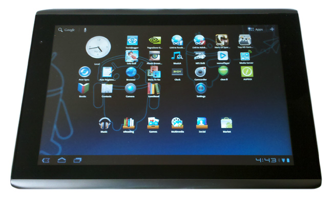 Acer Iconia Tab A500 Review   Digital Trends Reviews