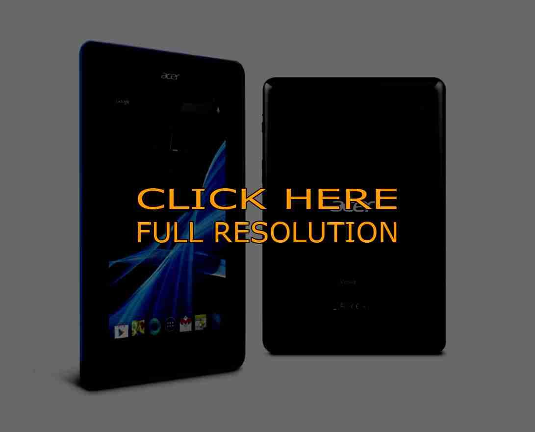 The budget friendly Acer Iconia Tab B1 A71   Xamb