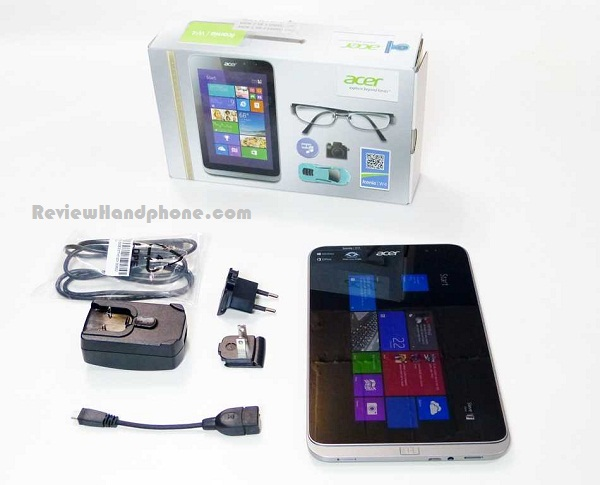 Acer Iconia W4 image