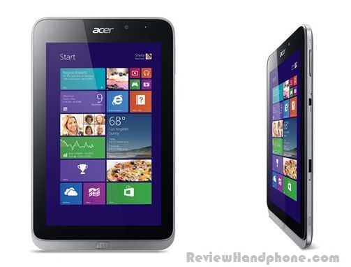 Gambar Acer Iconia W4