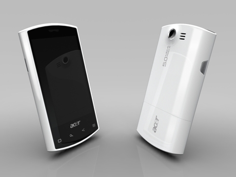 Google Android toting Acer Liquid E finally coming to Fido