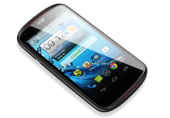 Acer Liquid E1 Announced   Ubergizmo