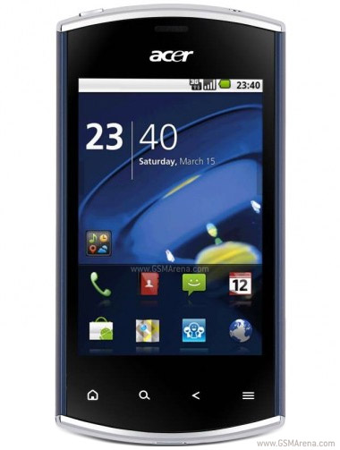 Acer Liquid mini E310   Full phone specifications
