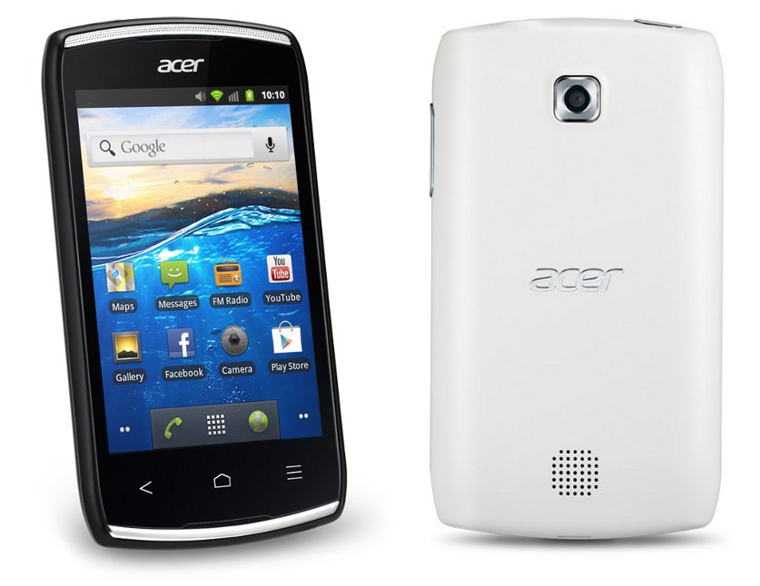 Acer Liquid Z110 Specifications   Acer Liquid Z110 Prices