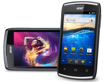 Acer Liquid Z110 Specifications Sharing Gadget Information
