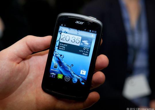 Acer Liquid Z2   Smartphones   CNET Reviews