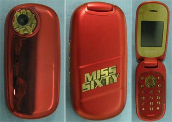 FCC unveils Alcatel Miss Sixty phone