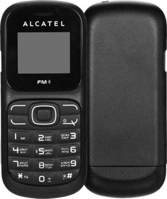 Alcatel OT 117 phone photo gallery  official photos