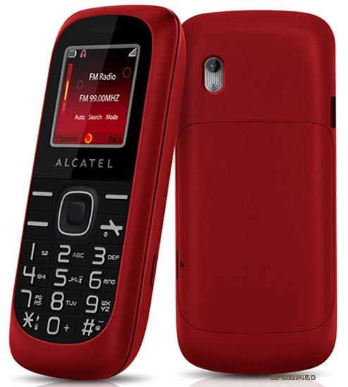 Alcatel OT 213 specs