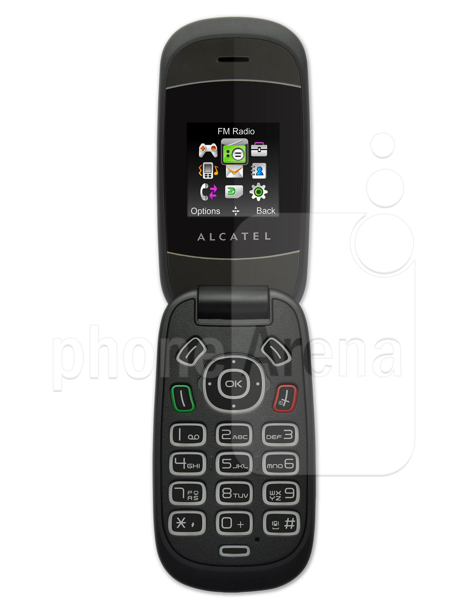 Alcatel OT 223A specs