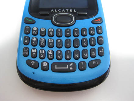 Alcatel OT 255 Review   Mobile Phones   CNET UK