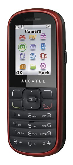Alcatel OT 303 phone photo gallery  official photos