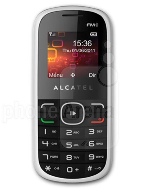 Alcatel OT 308 specs