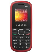 Alcatel OT 308   Full phone specifications