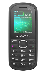 Alcatel OneTouch 317 Specifications