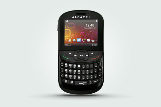 Alcatel OT 358 Pay As You Go Deals   Phones 4u