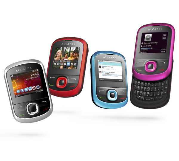 Gambar Alcatel OT-595