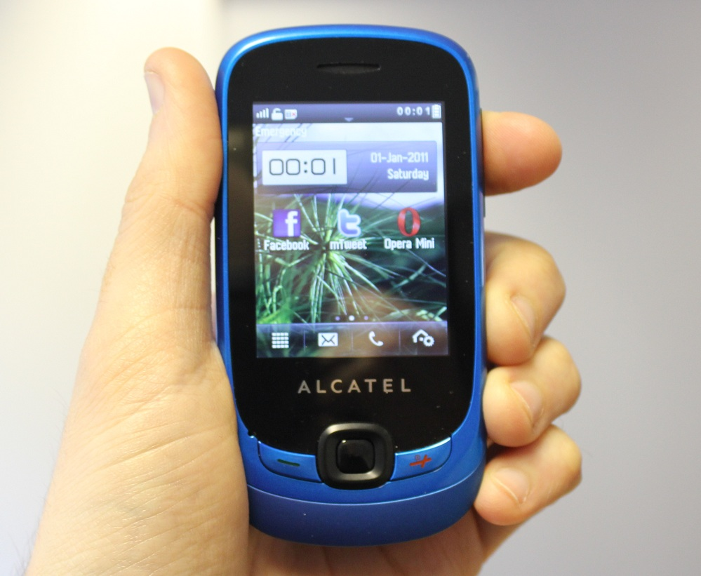 Alcatel One Touch 602   Mobile Choice Review Centre