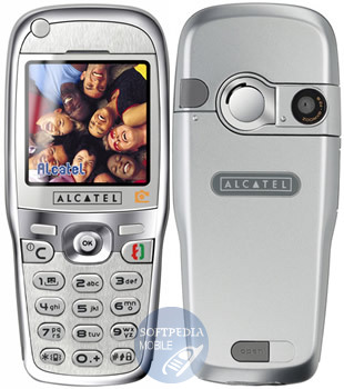 Alcatel One Touch 735i pictures