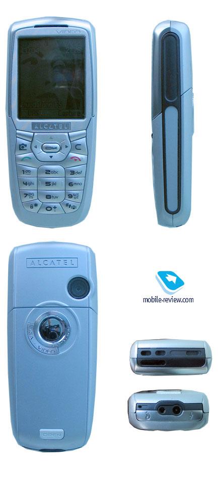 Mobile review com            GSM                  Alcatel OT 756