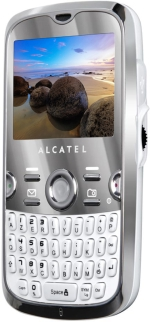 Alcatel OT 800 One Touch CHROME mobile phone   MobiSet