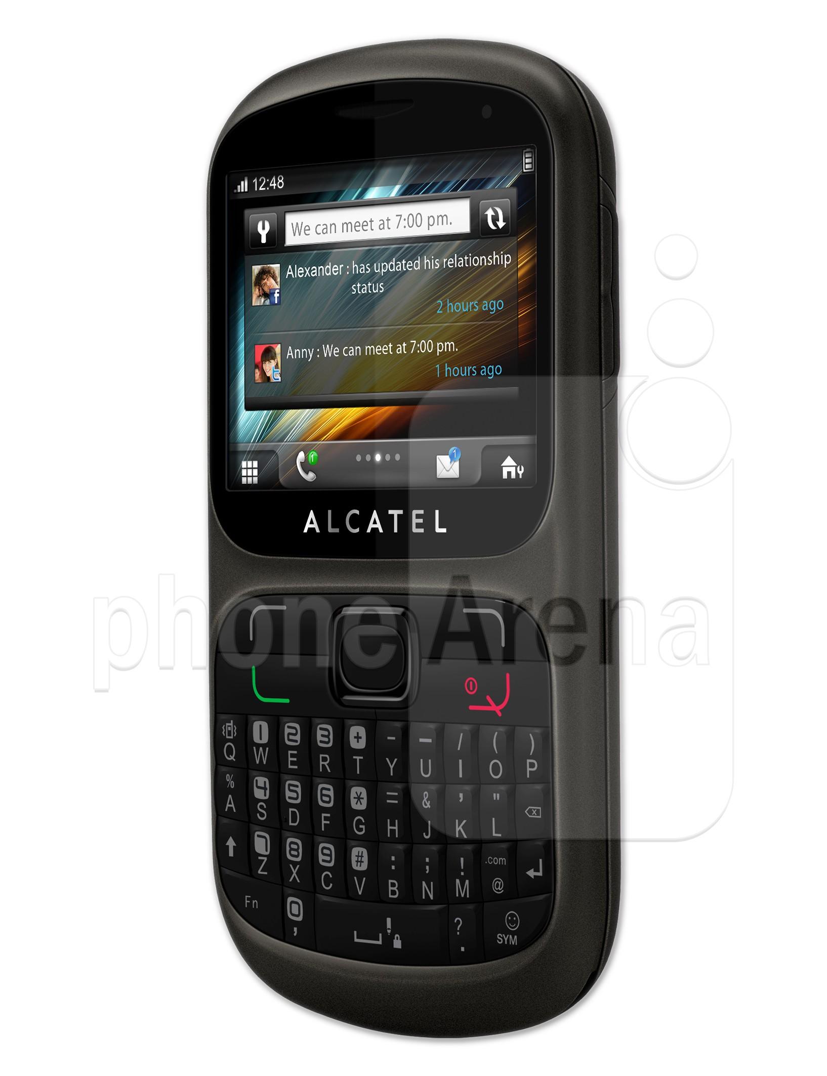 Alcatel OT 803 specs
