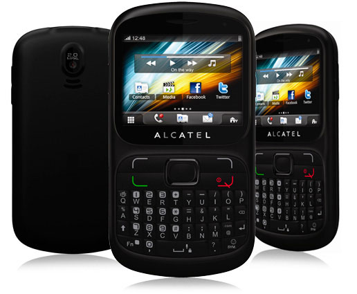 Alcatel OT 813 Device Specifications   Handset Detection
