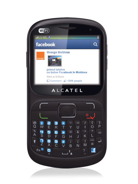 Alcatel OT   813F   online shop Orange Moldova
