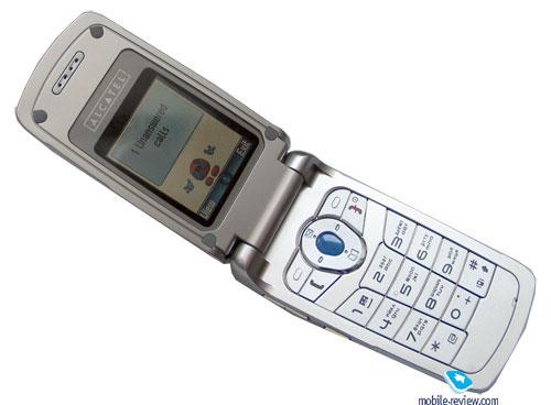 Mobile review com            GSM                  Alcatel OT 835