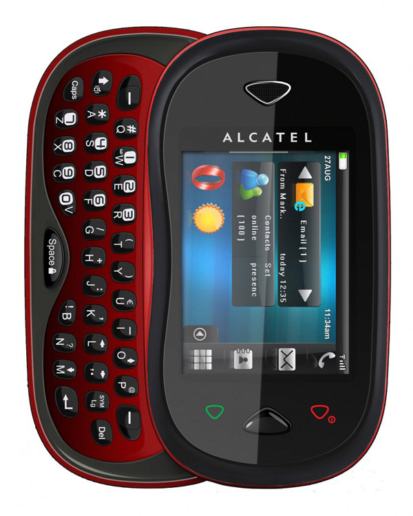 Alcatel OT 880 One Touch XTRA   Specs and Price   Phonegg