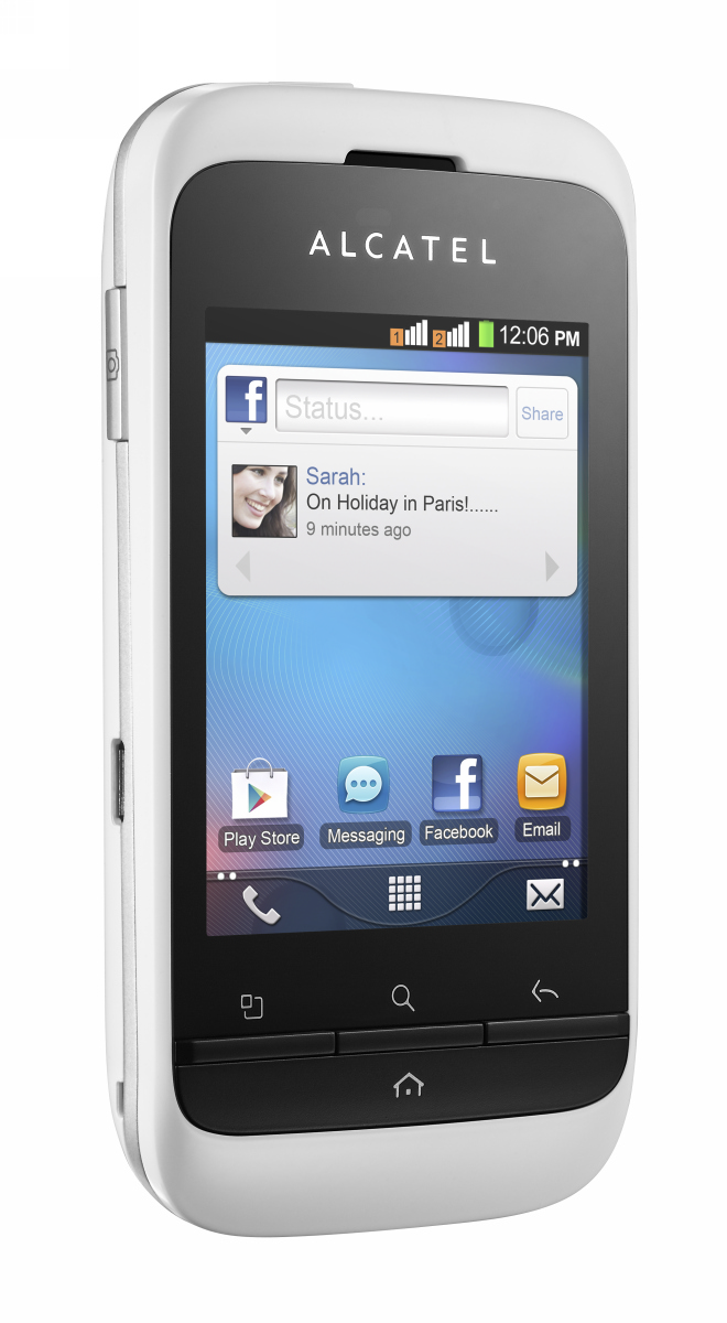 Alcatel One Touch 903 review   Mobile Phone   Trusted Reviews