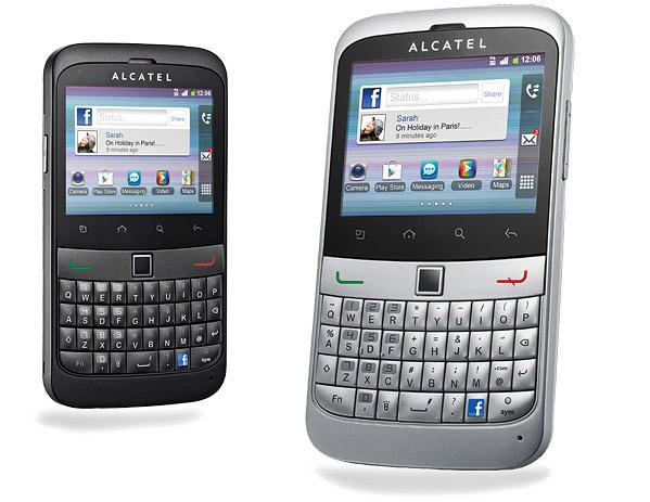 Alcatel OT 916 pictures  official photos