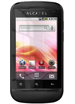 Alcatel OT 918D   Full phone specifications