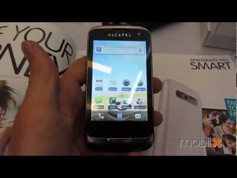 Alcatel OT 985 Video clips