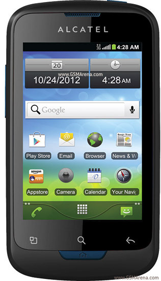 Alcatel OT 988 Shockwave pictures  official photos