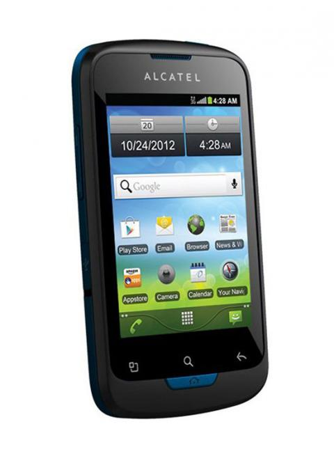 Alcatel OT 988 Shockwave phone photo gallery  official photos