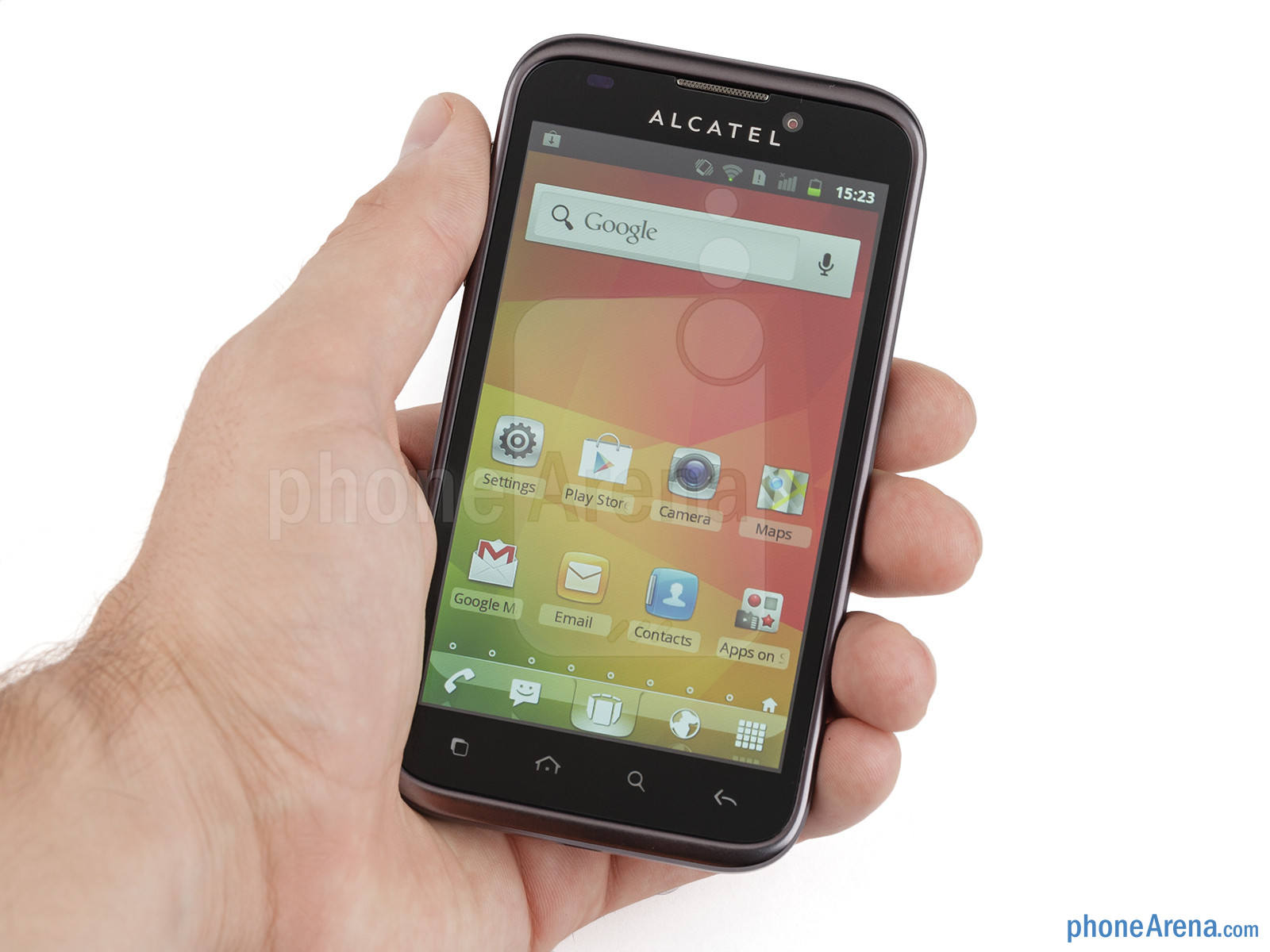 Alcatel OT 995 Review