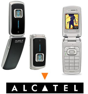 Alcatel OT C707 phone photo gallery  official photos
