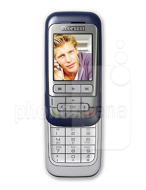 Alcatel OT C717 specs