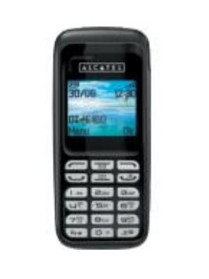 Specifications alcatel OT
