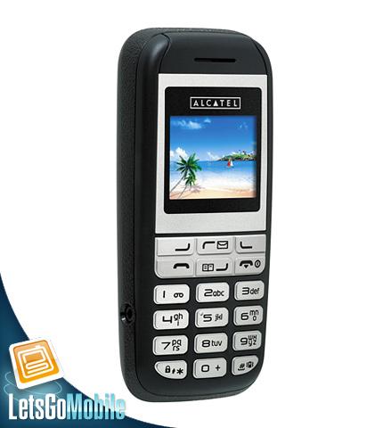 Alcatel OT E101 LetsGoMobile